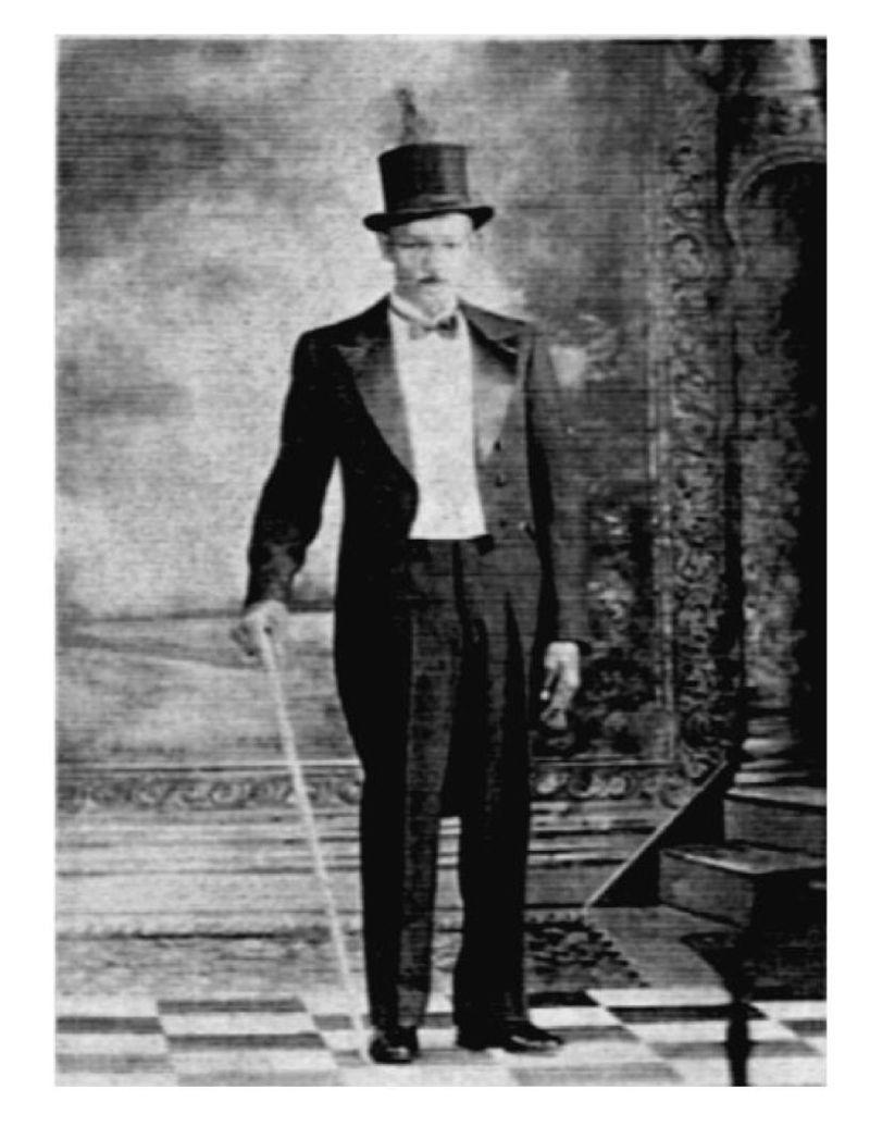 Stately Gentleman 2